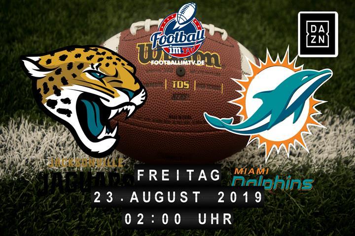 Jacksonville Jaguars @ Miami Dolphins
