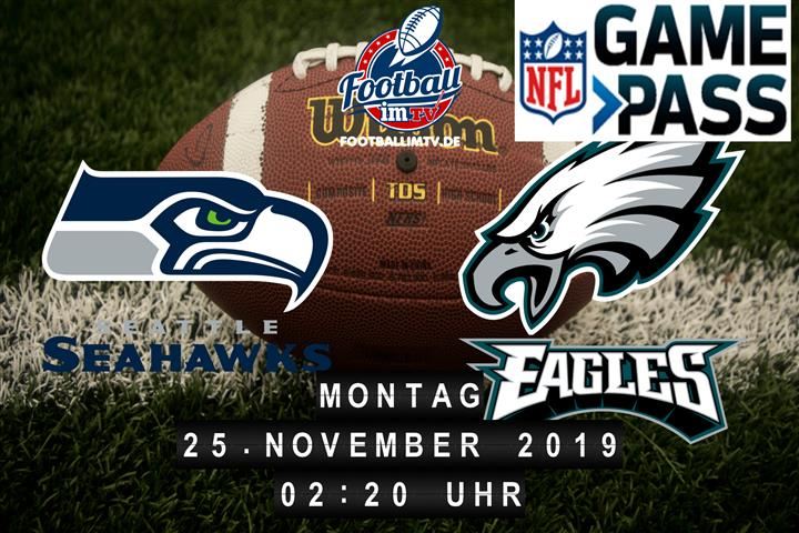 Seattle Seahawks @ Philadelphia Eagles