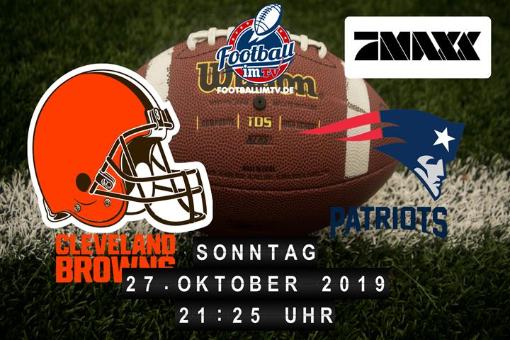 Cleveland Browns @ New England Patriots