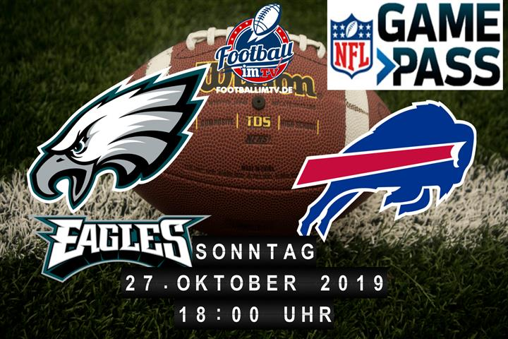 Philadelphia Eagles @ Buffalo Bills