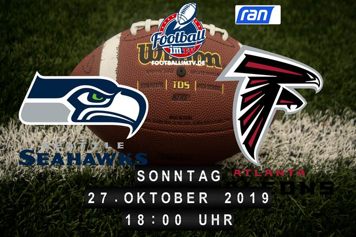 Seattle Seahawks @ Atlanta Falcons