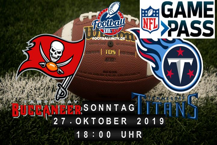 Tampa Bay Buccaneers @ Tennessee Titans