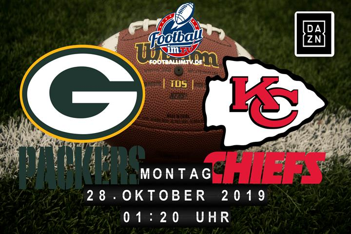 Green Bay Packers @ Kansas City Chiefs