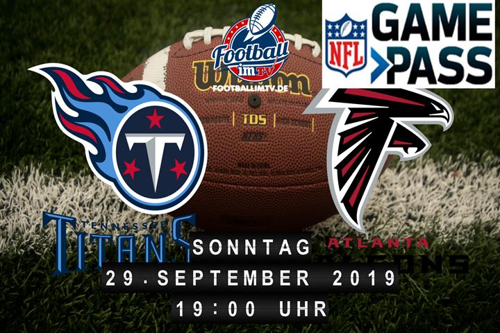 Tennessee Titans @ Atlanta Falcons